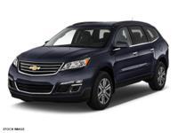 Options:  2017 Chevrolet Traverse Lt|Lt 4Dr Suv