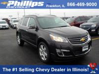 Options:  2017 Chevrolet Traverse Lt W/1Lt|Tungsten