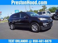 Options:  2017 Chevrolet Traverse Lt W/2Lt|Miles: