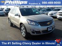Options:  2017 Chevrolet Traverse Premier|Champagne
