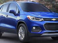 The city-savvy Chevrolet Trax gives you the best of