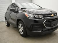 CARFAX 1-Owner, ONLY 3,856 Miles! LS trim, Mosaic Black