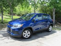 Options:  2017 Chevrolet Trax Ls|This 2017 Chevrolet