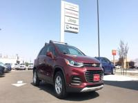 Options:  2017 Chevrolet Trax Lt|You've Been Hunting