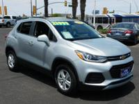 This 2017 Chevrolet Trax LT will sell fast -Backup