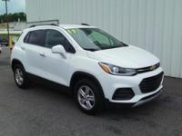 2017 Chevrolet Trax CARFAX One-Owner. Odometer is 4118