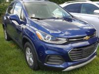 2017 Chevrolet Trax 1LT. Serving the Greencastle,