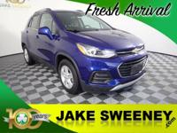 Meet our GM Certified 2017 Chevrolet Trax. This vehicle