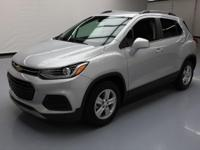 This awesome 2017 Chevrolet Trax comes loaded with the