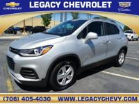 Don't miss out on this 2017 Chevrolet Trax LT! It comes