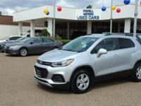 This 2017 Chevrolet Trax LT is offered to you for sale