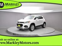 Our 2017 Chevrolet Trax Premier All Wheel Drive is