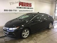 Options:  2017 Chevrolet Volt Lt|1-Owner|Like New|And