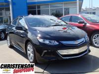 2017+Chevrolet+Volt+Premier+In+Black+Metallic+at+Christ