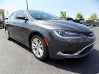CHRYSLER 200 LIMITED. Bates Ford is happy to offer this