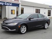 You will love this 2017 Chrysler 200 S!!!!.....***ONE