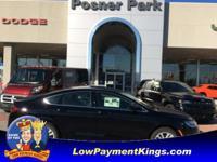 Limited Platinum trim, Black Clear Coat exterior.