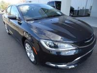 The advanced engineering of the Chrysler 200 results in