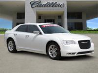 White 2017 Chrysler 300C RWD 8-Speed Automatic 3.6L