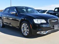 300C trim, Gloss Black exterior. Chrysler Certified,