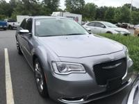 Billet Silver Metallic Clearcoat 2017 Chrysler 300C RWD