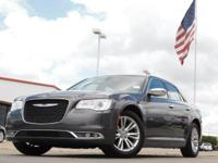 2017 Chrysler 300C Granite Crystal Metallic Clearcoat