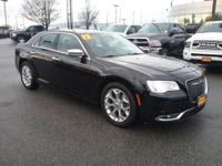 This outstanding example of a 2017 Chrysler 300 300C