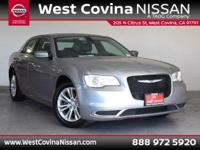 CARFAX One-Owner. Clean CARFAX. Silver 2017 Chrysler