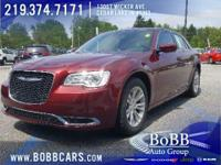 Recent Arrival! 2017 Chrysler 300 Limited Velvet Red