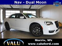 300S, ALLOY EDITION, LEATHER, DUAL MOONROOF,