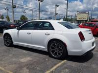 Options:  2017 Chrysler 300 S 4Dr Sedan|White|Leather