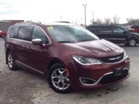 CARFAX One-Owner. 2017 Chrysler Pacifica Limited