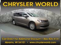 8 PASSENGER SEATING, BLUETOOTH, BACK UP CAMERA,