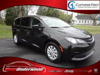 Clean CARFAX. CARFAX One-Owner. This 2017 Chrysler