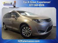 Recent Arrival! 2017 Chrysler Pacifica Touring L Gray