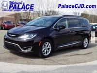 2017 Pacifica Touring-L **Navigation/GPS**Bluetooth