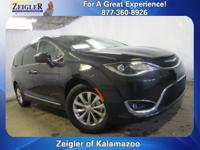 Recent Arrival! 2017 Chrysler Pacifica Touring L Black