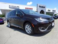 2017 Chrysler Pacifica Touring L Plus Awards: * JD
