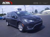 A few of this used Pacifica's key features include: