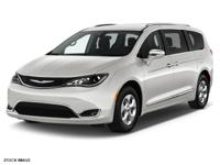 2017 Chrysler Pacifica Touring L Plus ABS brakes,