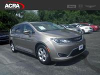 WiFi Hotspot Capable . 2017 Pacifica, 24,697 miles,