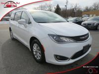 TECHNOLOGY FEATURES:  This Chrysler Pacifica Includes