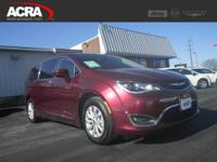 Used Chrysler Pacifica, options include:  Aluminum