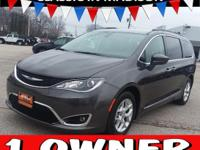 This one owner 2017 Chrysler Pacifica has a power lift