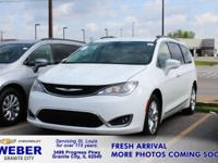 Recent Arrival! Chrysler Pacifica **ANOTHER WEBER