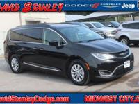 Recent Arrival!   CARFAX One-Owner.  2017 Chrysler