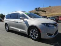 Options:  2017 Chrysler Pacifica Touring-L|3.6L V6