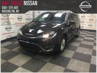 This outstanding example of a 2017 Chrysler Pacifica