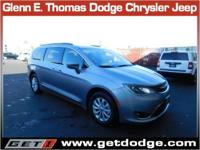 *Here we have a 2017 Chrysler Pacifica Touring-L with