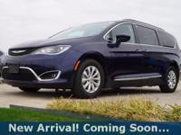 2017 Chrysler Pacifica Touring L in Jazz Blue